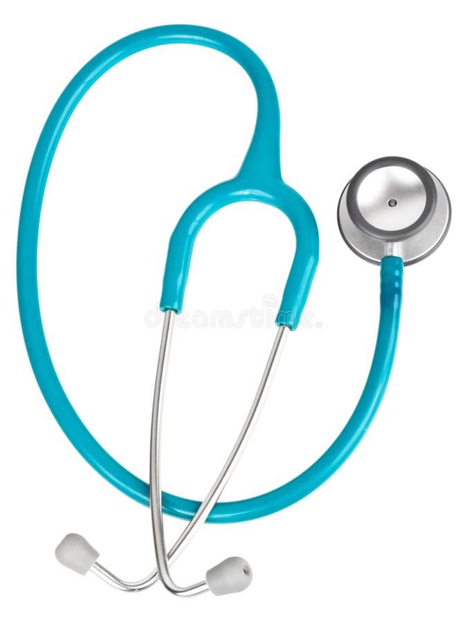 Cuidado médico - estetoscopio fotografía de archivo libre de regalías