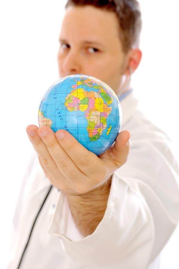 Download Cuidado médico global imagen de archivo. Imagen de equipo - 44858175