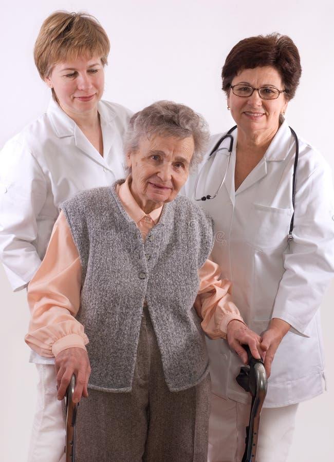 Cuidados médicos fotos de stock