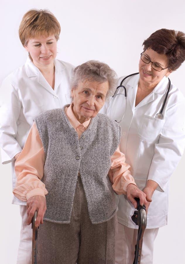 Cuidados médicos imagens de stock royalty free