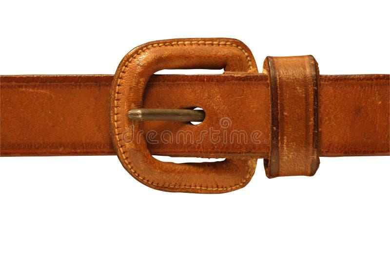 cuir de courroie photos stock