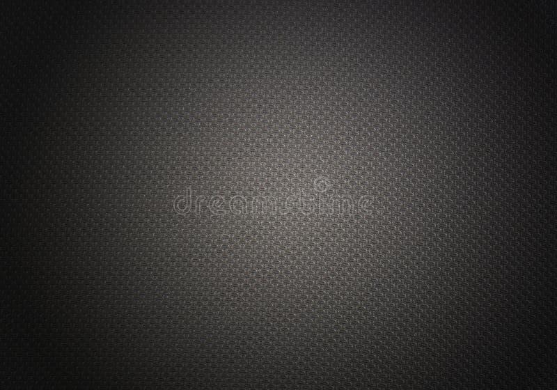 Cuir noir pour la texture des sièges de voiture photo libre de droits