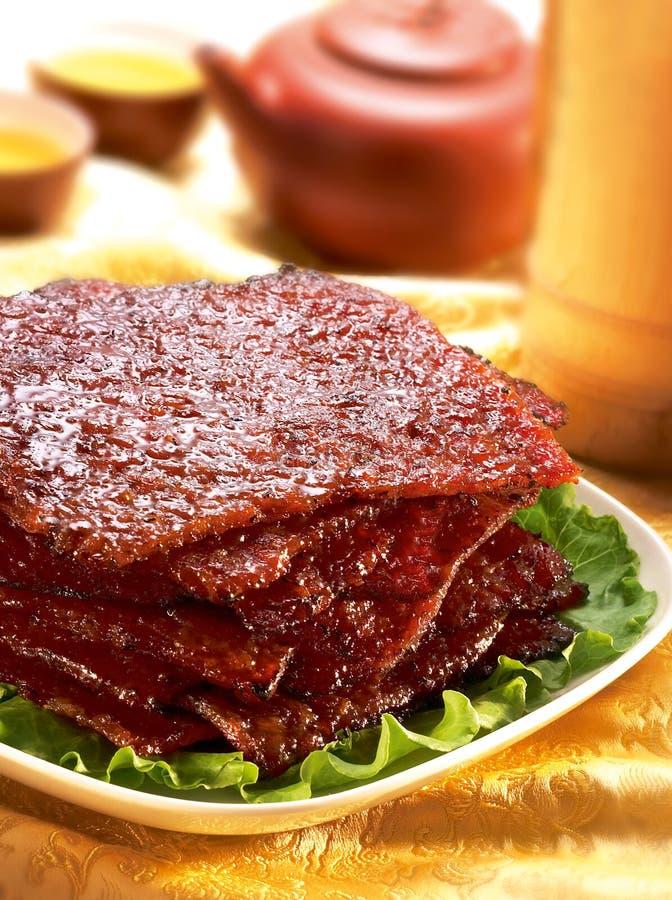 Cuisine asiatique image stock