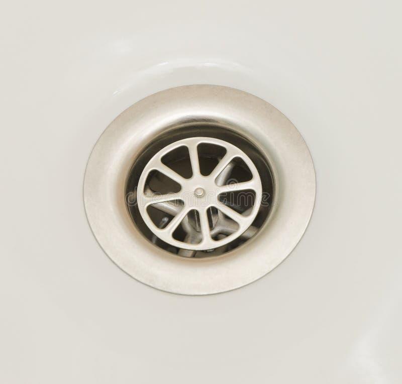 Cuisine de drain de l'eau photos libres de droits