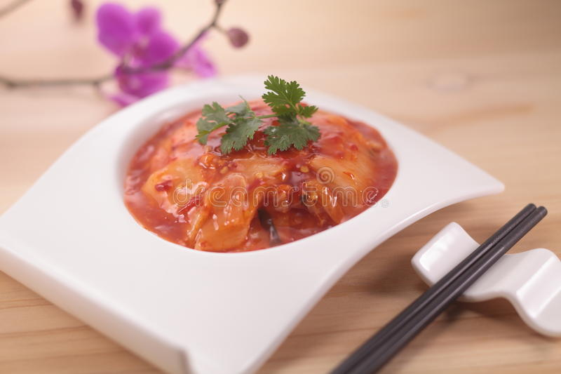 Cuisine de la Chine Hangzhou photo stock