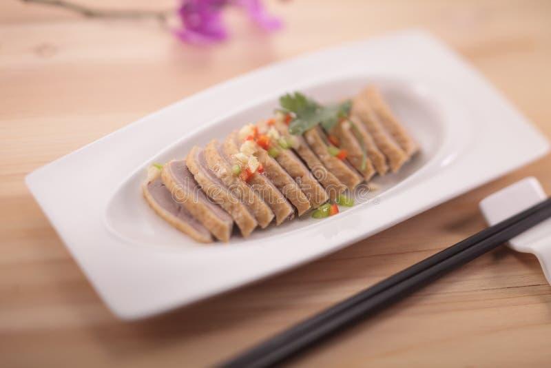 Cuisine de la Chine Hangzhou photographie stock libre de droits