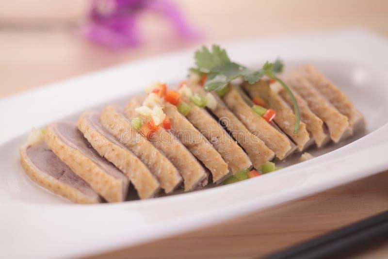 Cuisine de la Chine Hangzhou image stock