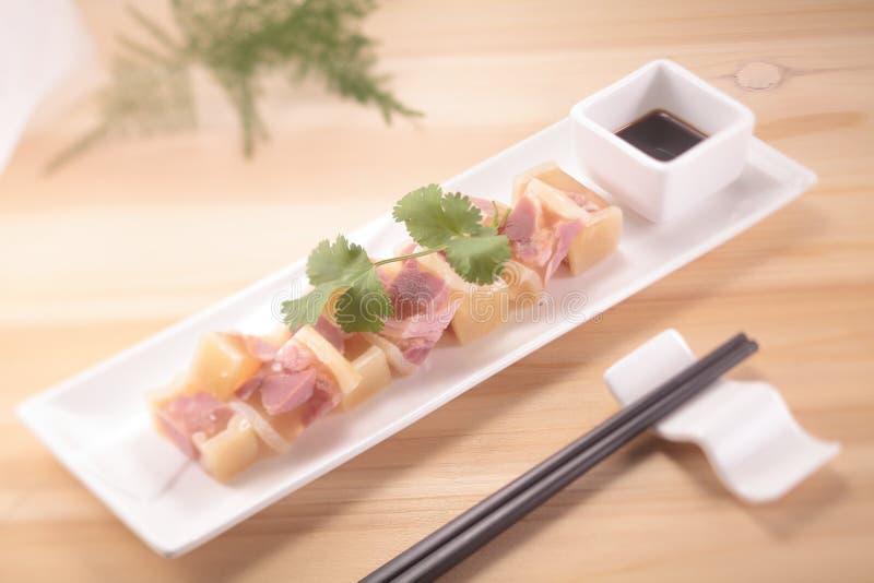 Cuisine de la Chine Hangzhou photos libres de droits