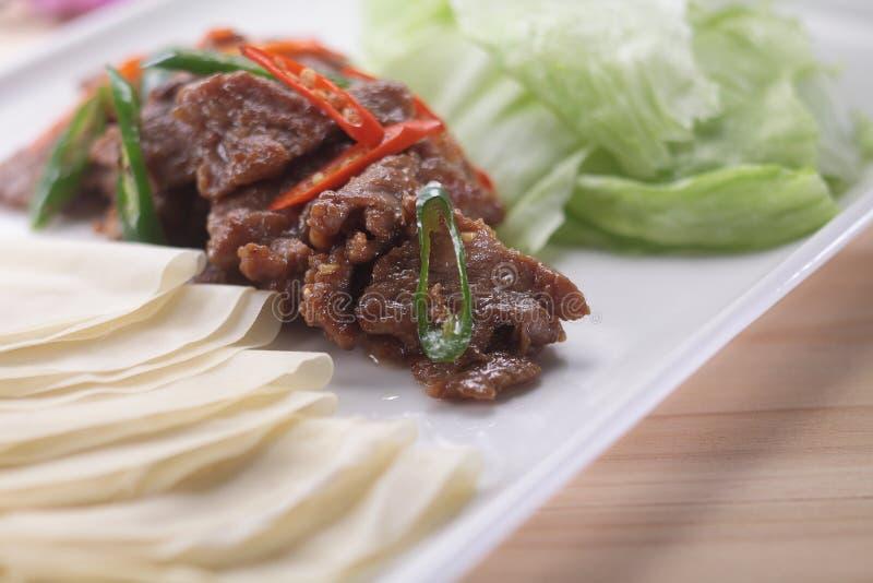 Cuisine de la Chine Hangzhou images stock