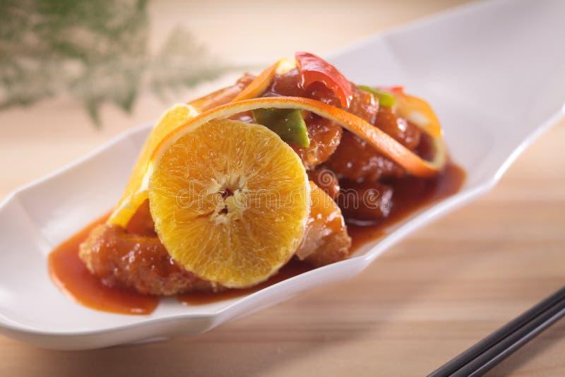 Cuisine de la Chine Hangzhou photographie stock