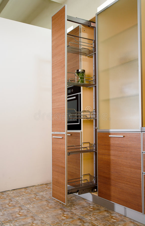cuisine intérieure images libres de droits