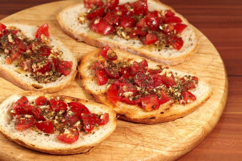 Cuisine italienne image stock