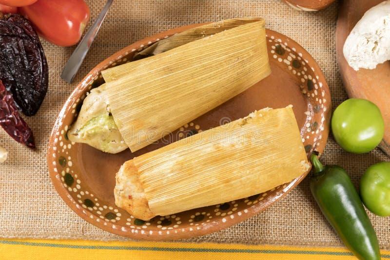 Cuisine mexicaine typique photo libre de droits
