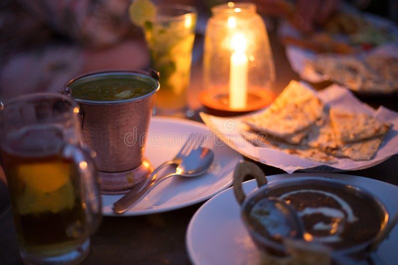 Cuisine nationale de Goa image stock