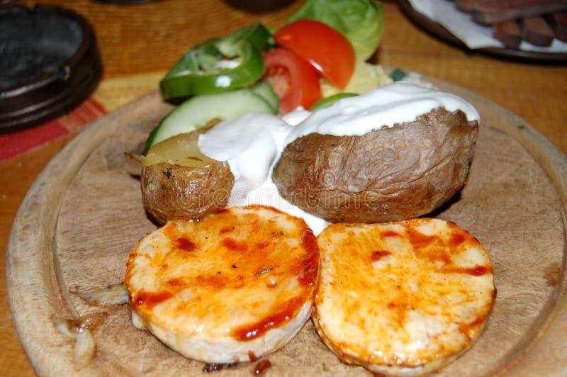 Cuisine polonaise image stock