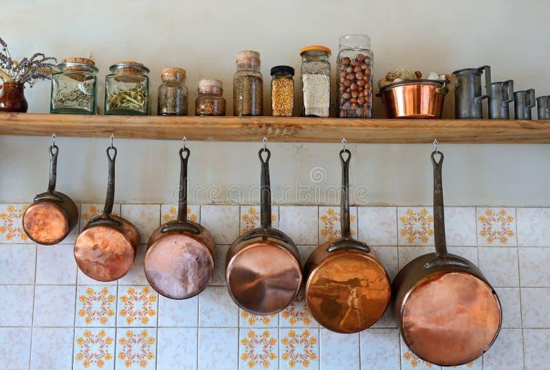 Cuisine quatre photographie stock