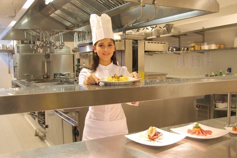 Cuisinier images libres de droits