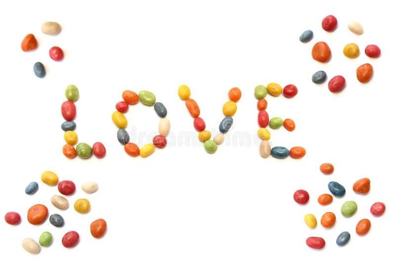 cukierek miłość obrazy royalty free