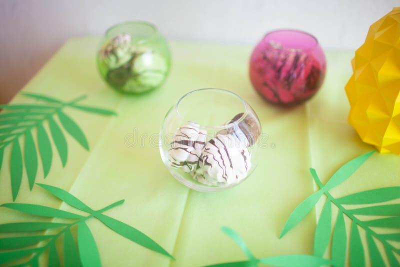 Cukierki bar dla dzieci obraz royalty free