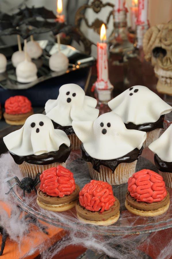 Cukierki dla Halloween zdjęcie stock