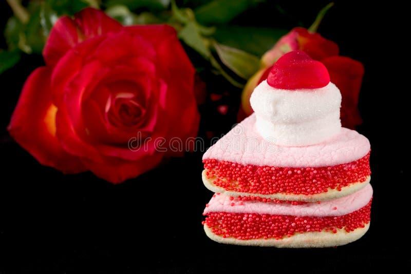 cukierki miłości zdjęcia stock