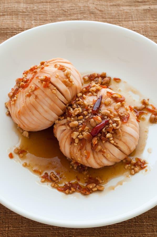 Cukierki Santol Kwaśne Korzenne owoc. Jeden tajlandzki deser. zdjęcia stock