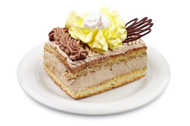 Cukierki tort obraz royalty free
