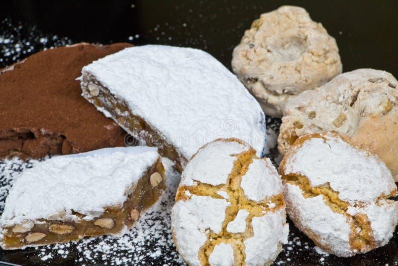 Cukierki typowy Siena obrazy royalty free