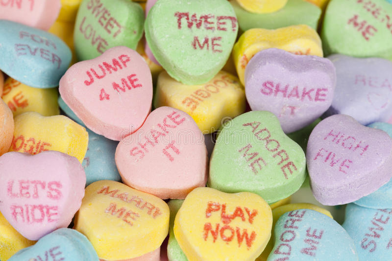 cukierku dzień kierowy s valentine obraz royalty free
