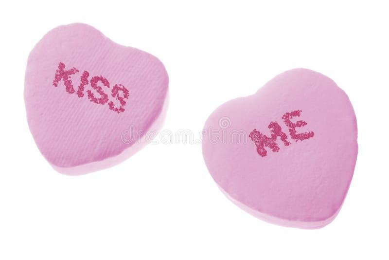 cukierku dzień serc s valentine obrazy royalty free