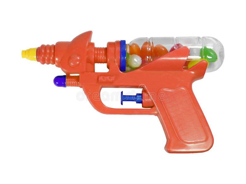 cukierku pistolet zdjęcia royalty free
