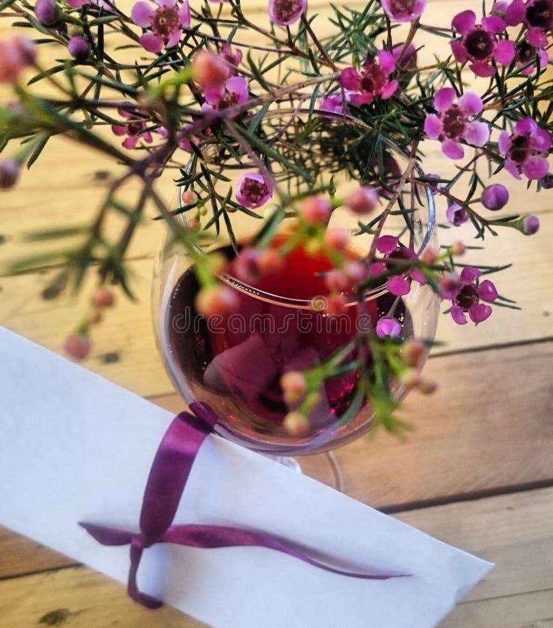 Cukierniani kwiaty obraz stock