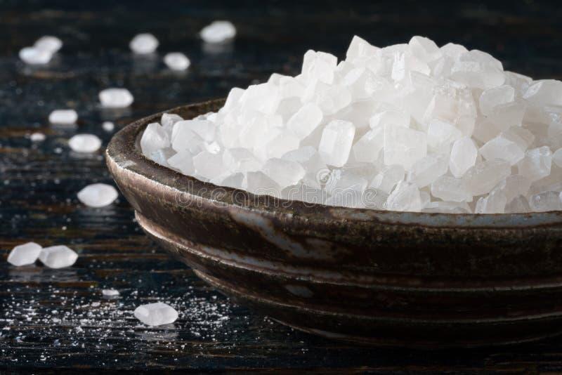 Cukrowi kryształy zdjęcia royalty free