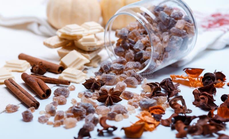 cukrowy cukierki fotografia stock