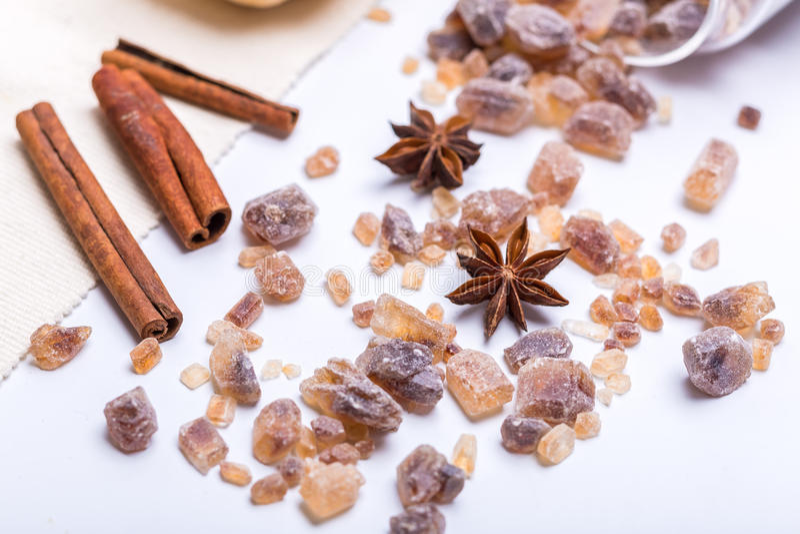 cukrowy cukierki fotografia royalty free