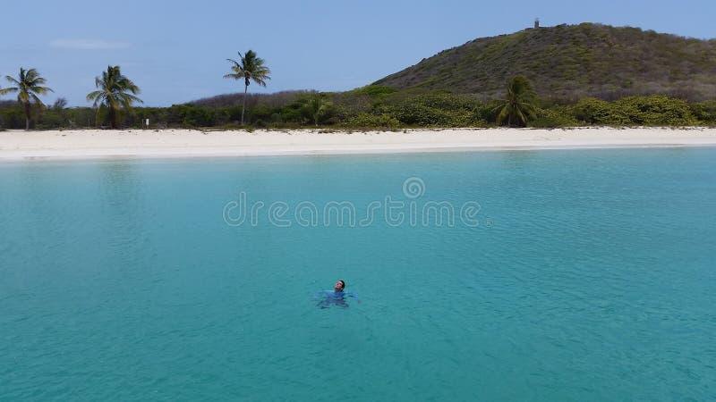 Culebrita-Reise lizenzfreies stockbild