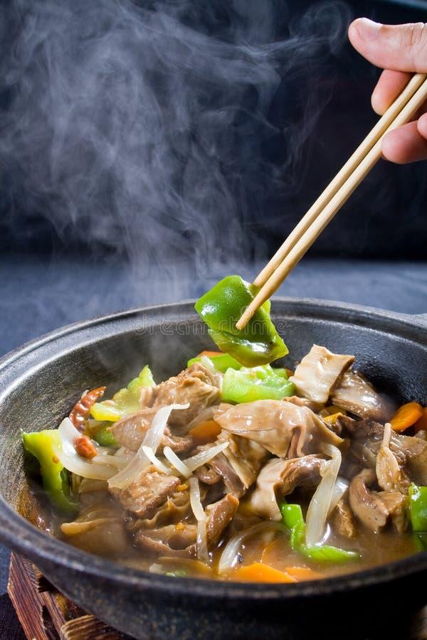 Culinária chinesa imagens de stock royalty free