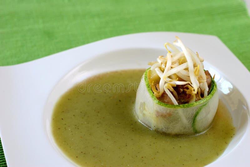 Culinária de Haute imagens de stock royalty free