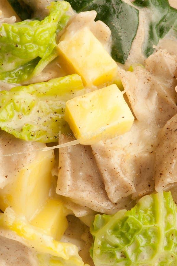 Culinária italiana imagens de stock