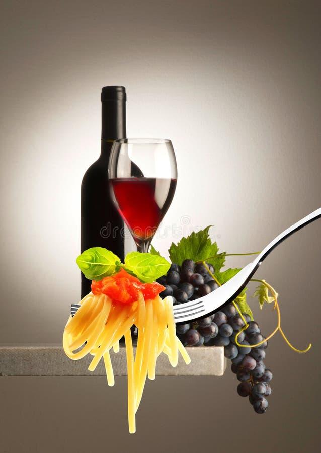 Culinária italiana imagens de stock royalty free