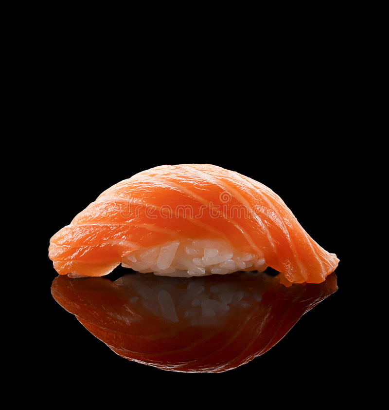 Culinária japonesa Sushi imagens de stock royalty free