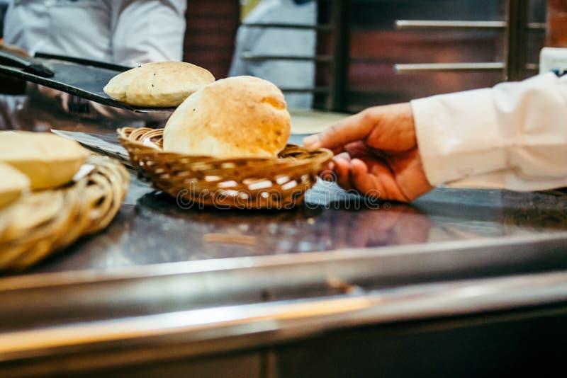 Culinária libanesa fotos de stock royalty free