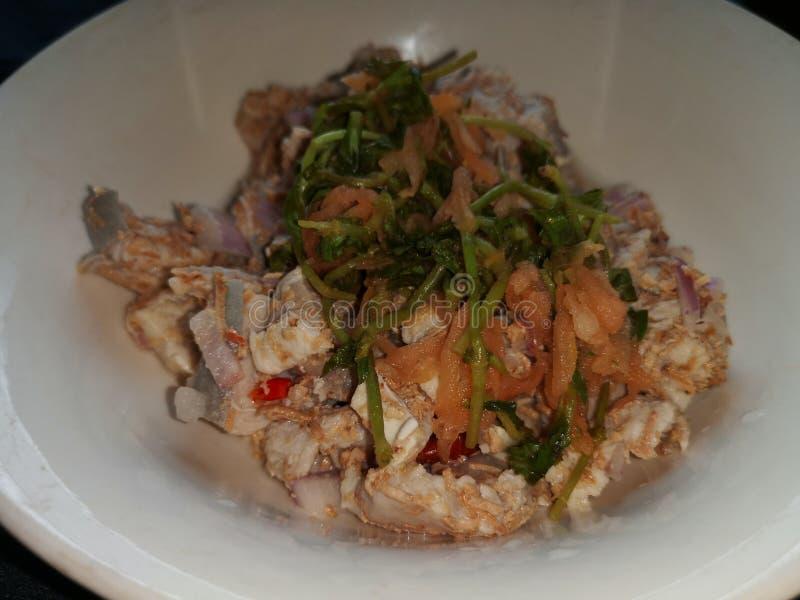 Culinária tradicional de Kadazan em Sabah, Bornéu foto de stock royalty free