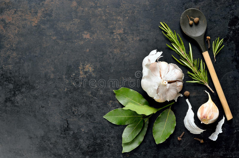 Culinary background royalty free stock images