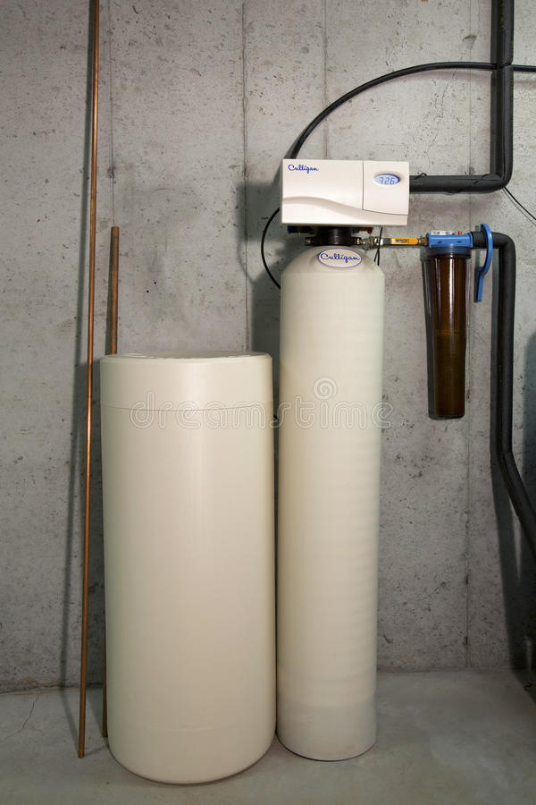 Culligan Water Softener Editorial Image Image Of Tank
