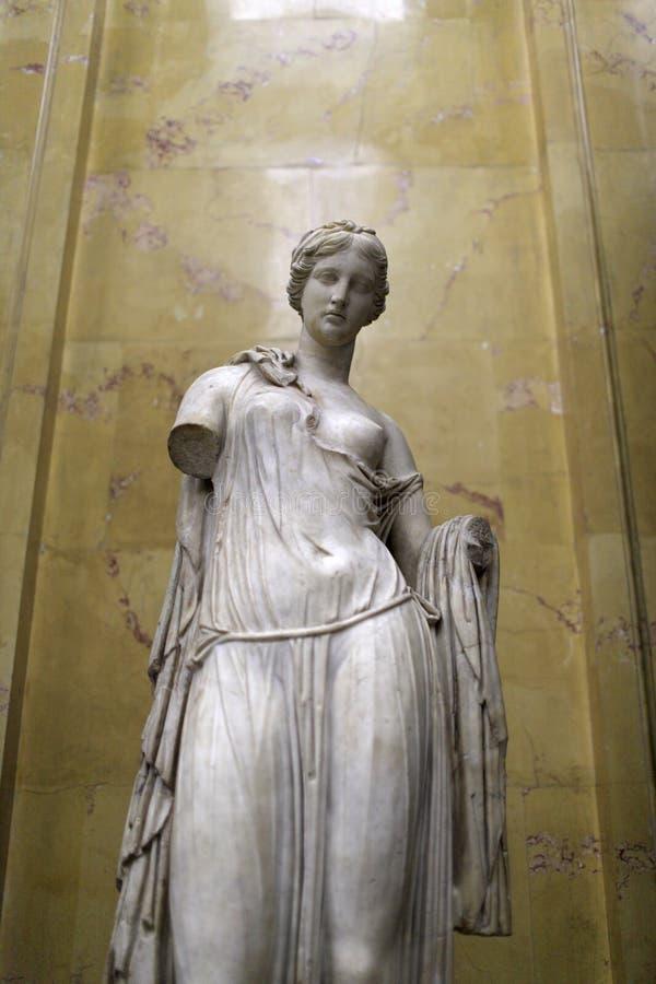 Culpture antique d'Aphrodite photographie stock libre de droits