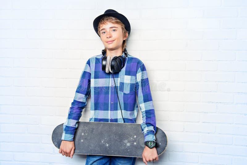 Cultura adolescente fotografie stock