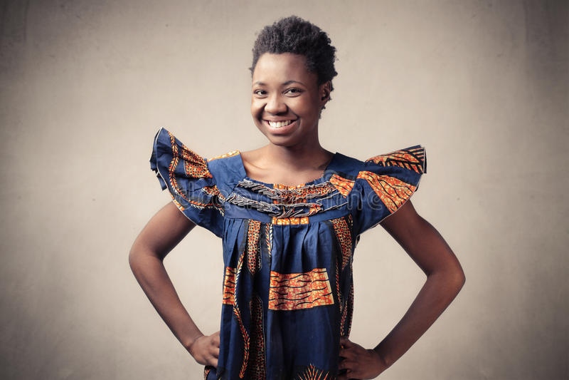 Cultura africana foto de archivo