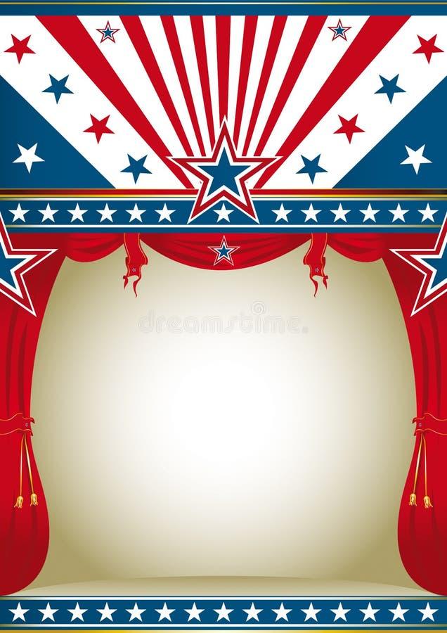 Cultura americana libre illustration