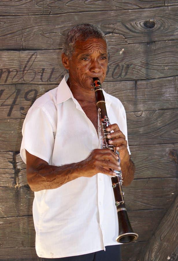 Cultura cubana imagens de stock